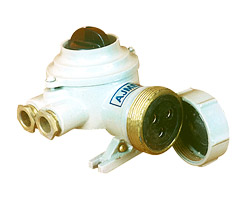2536/SS Marine Watertight Switch Socket