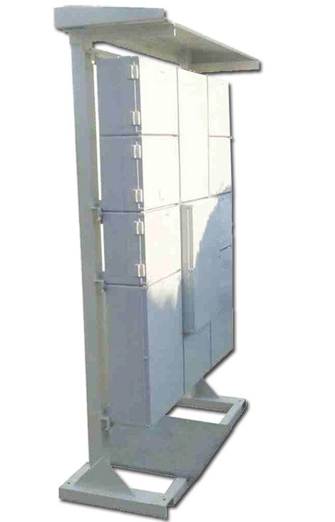 Weatherproof Junction Boxes, Electrical Pole Boxes Mumbai, India